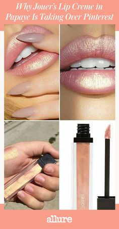 Jouer Lip Creme in Papaye Is Taking Over Pinterest