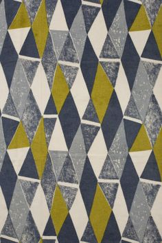 Linen fabric, ca. 1950-1950 - Geffrye Museum, England