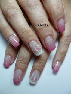 Unghii cu gel / Gel Nails / Nails art / UV Gel / Nails