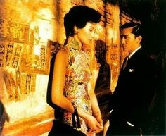 Stills: Beautiful cinematography from the Wong Kar Wai film : In the Mood for Love starring Tony Leung & Maggie Cheung Maggie Cheung, Old Shanghai, Shanghai Girls, Shanghai Night, Romantic Films, Movie Couples, Mood, Love Movie, Cheongsam