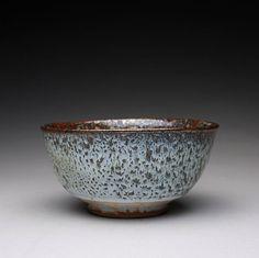 handmade tea bowl matcha chawan pottery bowl by rmoralespottery, $35.00  (ray morales)