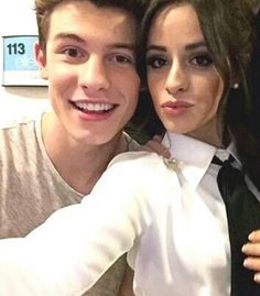 Camillas all fierce and Shawn is like Hey I want to spread peaceful vibes to this world and make people happy