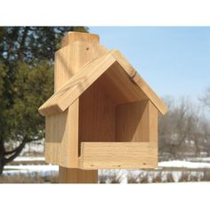 Bird House Kits Make Great Bird Houses Bird House Plans, Bird House Kits, Woodworking Projects For Kids, Woodworking Plans, Woodworking Videos, Woodworking Tools, Woodworking Workshop, Woodworking Furniture, Outdoor Projects