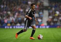 Pedro denies  with LVG over Chelsea move Echoing latest football gist