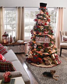 get everything you need to decorate your tree for christmas at kirklands