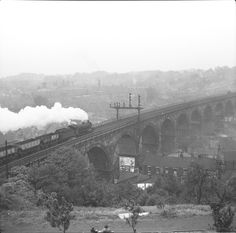 Durham City, St Johns College, North East England, British Rail, Steam Locomotive, Brewery, Cathedral, River, Places
