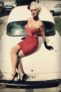 .Sex Fanpage - Pin Up Girl