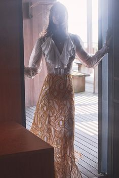 Zendaya Dress, What To Wear Today, How To Wear, Summer Dresses, Formal Dresses, Ready To Wear, Autumn Fashion, Cute Outfits, Fashion Looks