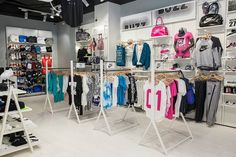 Buzz - Shopping Mall 'Ušće' Adidas Kids, Athleisure Outfits, Fashion Stores, Brand Design, Shopping Mall, Wardrobe Rack, Hanger, Kids Outfits, Retail