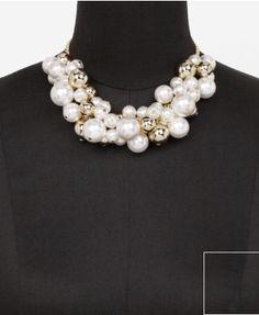 Maxi collares de moda
