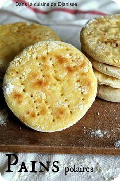 Gluten-free polar breads {vegan recipe} – About Healthy Desserts