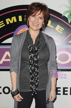 Caroline Manzo.  Smart, funny, and my future mother-in-law.  ;)