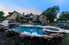 1900 Little Bluestem Court, Westlake TX 76262 Swimming Pool House, Swimming Pools, Modern Homes For Sale, International Real Estate, Vacation Resorts, West Lake, Property Search, Pool Houses, Estate Homes