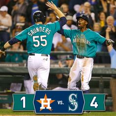 Miller leads the #Mariners past the #Astros in the opening game of the homestand. 9/8/14