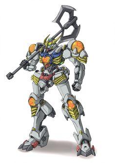 Gundam: Iron Blooded Orphans Fan-Arts - Image Gallery Gundam Astaroth Image via Ippei Youbu Gundam Astaroth, Gundam Iron Blooded Orphans, Mecha Suit, Gundam Astray, Dragon Sketch, Gundam Wallpapers, Gundam Custom Build, Fantasy Concept Art, Japanese Anime Series