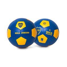 #Pelota de #futbol #Dribbling Fun #BocaJuniors. Goma. Entretenimiento. #SoccerBall #Soccer #Ball #Deporte #Sport #Boca #Bosteros #Xeneize