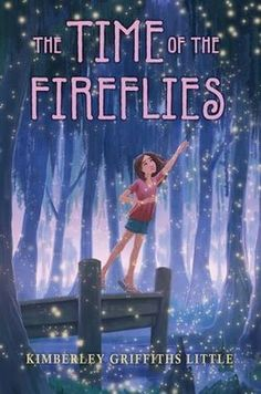 Kimberly Griffiths Little - The Time of the Fireflies - Book Review   Bookcase - for V
