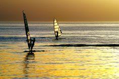 Sailing on Bay, Omar-Dz Flickr