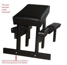 Opinion bondage bench instructions