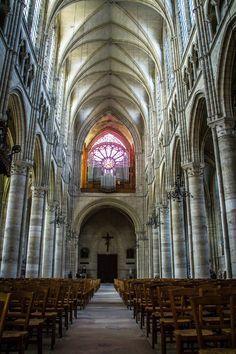 Architecture, Cathédrale de Soissons