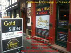 Goldankauf-golddwaage