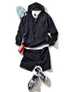 Sport Fashion, Mens Fashion, Stylish Outfits, Fashion Outfits, Japanese Fashion, Winter Fashion, Street Wear, Menswear, Street Style