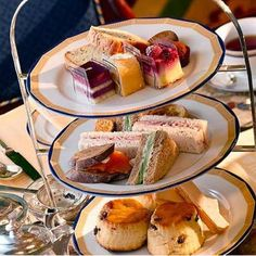 High Tea at the Peninsula, Chicago