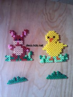 Easter Ostern hama beads by DECO.KDO.NAT