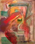 Maurizio Gerini, senza titolo  2006 acrilico su tela  50 x 60 cm  PROLOGOART