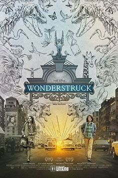 New Poster for Drama 'Wonderstruck' - Starring Julianne Moore Michelle Williams Oakes Fegley and Millicent Simmonds - Directed by Todd Haynes (Carol I'm Not There) Hd Movies Online, All Movies, Latest Movies, Movies To Watch, Movies And Tv Shows, Movie Tv, 2017 Movies, Imdb Movies, Tv Watch