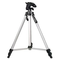 BargainHopping - Online Retailer 53 Aluminum Camera Tripod w/Bubble Level (Silver) - Now you Camera Tripod, Spy Camera, Best Camera, Mobile Accessories, Cell Phone Accessories, Canon Powershot Elph, Cheap Cell Phones, Hidden Camera, Tripod Lamp