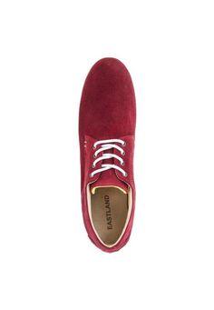 Zapato Casual Eastland Vinotinto