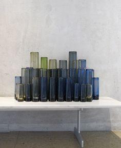 Holmegaard glasses color collection - Design PER LUTKEN - www.capperidicasa.com