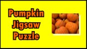 Pumpkin Jigsaw Puzzle on PrimaryGames.com - Put the jigsaw puzzle pieces together to form a picture of Pumpkins.
