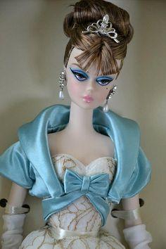 Party Dress Barbie, BFMC silkstone
