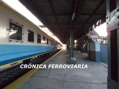 CRÓNICA FERROVIARIA: Desde hoy se venden pasajes trenes de pasajeros de...