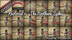 Knotorials by Matthias Lu Swiss Paracord