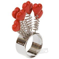 Swatch Bijoux Valentine-s-Ring JR000046-6 - 2001 Spring Summer Collection
