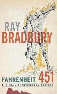 Farenheit 451 by Ray Bradbury, http://www.amazon.com/dp/8445074873/ref=cm_sw_r_pi_dp_9PeNrb1MB93KT