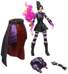Amazon.com: Marvel 6 Inch Legends Series Mystic Rivals: Nico Minoru: Toys & Games