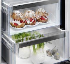 Mit der richtigen Lagerung bleibt Obst und Gemüse länger frisch!