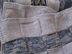 Easy baby blanket free pattern