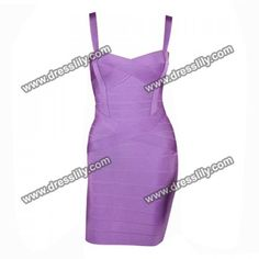 Sweetheart Neckline Club Solid Color Women's Bandage Dress, PURPLE, S in Bandage Dresses | DressLily.com.  First off this is my absolute favorite color.  Next I just like the feel of ribbed dresses, they add an extra sensation that you feel when you walk or move in them.   They can also enhance the curves of your body, which for a cross dresser like myself is always needed.