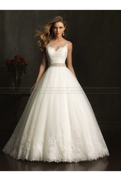 Allure Wedding Dresses - Style 9073