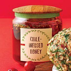 Chile-Infused Honey | MyRecipes.com