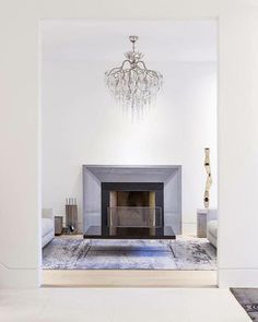 """What is now known as the city of Toronto was named by the Mohawk Indians """"place where trees stand in the water"""". It is for us befitting that in this Canadian city our Hollywood collection was applied in an interior realised by IPDAA_studio.#modernluxurylighting#designerlighting#exclsuivelighting#modernchandelier Mohawk Indians, Light Decorations, Toronto, Trees, Hollywood, Studio, Lighting, City, Places"""