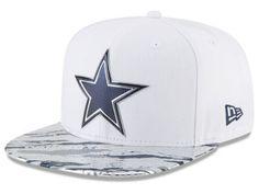 Dallas Cowboys New Era 2016 NFL On Field Color Rush 9FIFTY Snapback Cap