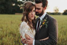 Denis & Elizabeth. Married. Mineola, TX. photographed by Nick Radford