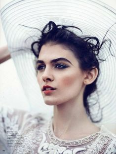 Melissa Stasiuk | Boo George | Vogue Japan June 2012 | Glamour GoesEasy - 3 Sensual Fashion Editorials | Art Exhibits - Anne of Carversville Womens News