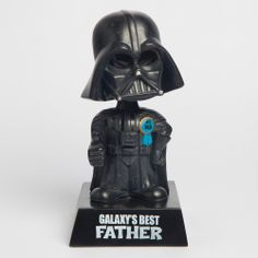 Official Star Wars Darth Vader Wisecrack- I love you Sith Much Bobblehead